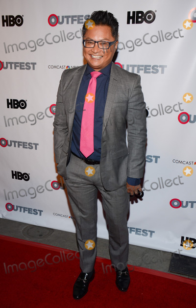 Alec Mapa Photo - 15 March 2014 - Hollywood California - Alec Mapa 2014 Outfest Fusion Achievement Award at the 2014 Fusion Gala LGBT People of Color Film Festival held at the Egyptian Theatre Photo Credit Tonya WiseAdMedia