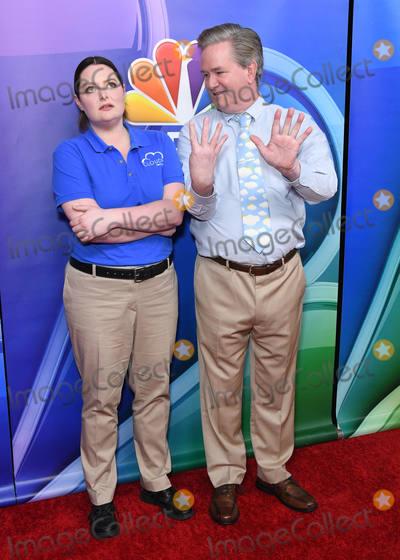 ASH Photo - 20 February 2019 - Los Angeles California - Lauren Ash Mark McKinny 2019 NBC LA Midseason Press Day held at Universal Studios Photo Credit Birdie ThompsonAdMedia