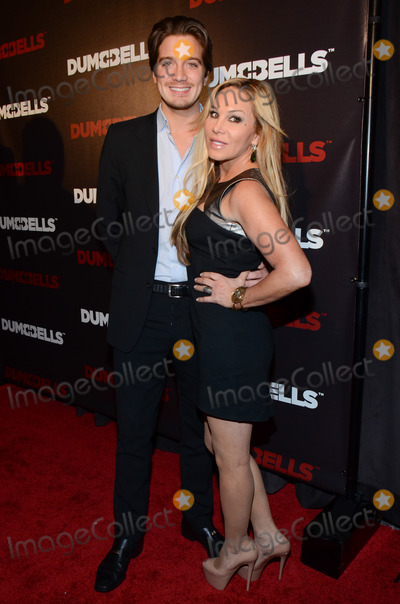 Adrienne Maloof Photo - 07 January 2014 - Hollywood California - Jacob Busch Adrienne Maloof Premiere of GoDigitals Dumbbells  held at SupperClub Los Angeles Photo Credit Tonya WiseAdMedia