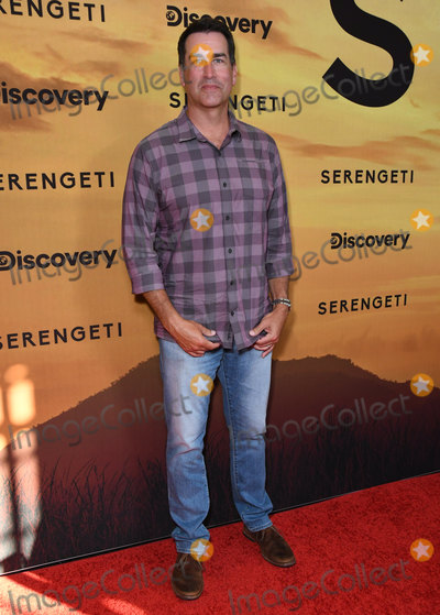 Rob Riggle Photo - 23 July 2019 - Beverly Hills California - Rob Riggle Discoverys Serengeti Los Angeles Special Screening held at The Wallis Annenberg Center for the Performing Arts Photo Credit Birdie ThompsonAdMedia