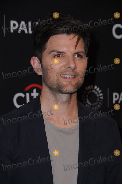 Adam Scott Photo - 13 September  2017 - Beverly Hills California - Adam Scott 2017 PaleyFest Fall TV Preview of Ghosted held at The Paley Center for Media in Beverly Hills Photo Credit Birdie ThompsonAdMedia