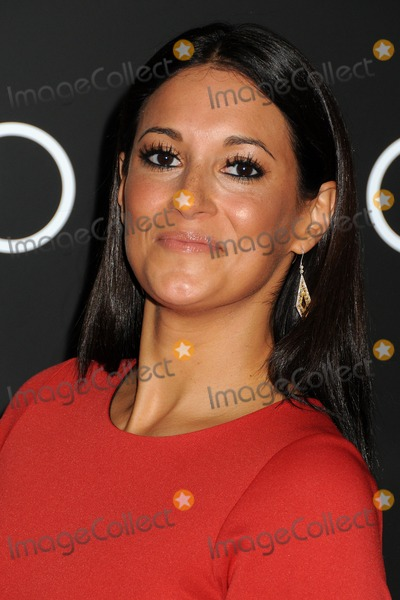 Angelique Cabral Photo - 9 January 2014 - West Hollywood California - Angelique Cabral Audis 5th Annual Golden Globes Celebration held at Cecconis Photo Credit Byron PurvisAdMedia