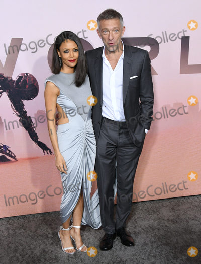 TCL Chinese Theatre Photo - 05 March 2020 - Hollywood California - Thandie Newton Vincent Cassel HBOs Westworld Season 3 Los Angeles Premiere held at TCL Chinese Theatre Photo Credit Birdie ThompsonAdMedia