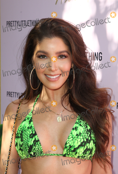 Melissa Molinaro Photo - 30 June 2019 - Hollywood California - Melissa Molinaro The PrettyLittleThing X Ashanti Launch events held at The Hollywood Roosevelt Hotel Photo Credit Faye SadouAdMedia