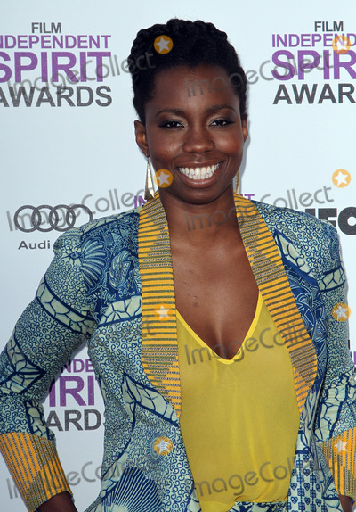 Adepero Oduye Photo - 25 February 2012 - Santa Monica California - Adepero Oduye 2012 Film Independent Spirit Awards held at Santa Monica Beach Photo Credit Kevan BrooksAdMedia