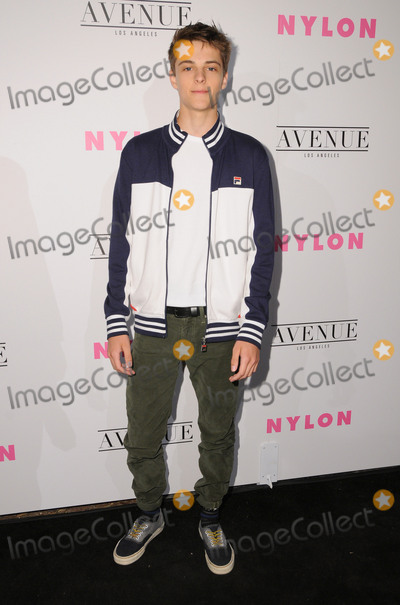 Corey Fogelmanis Photo - 01 May 2017 - Hollywood California - Corey Fogelmanis 2017 Annual NYLON Young Hollywood Party held at Avenue Los Angeles in Hollywood Photo Credit Birdie ThompsonAdMedia