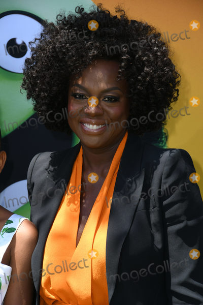 Angry Bird Photo - 10 August 2019 - Westwood California - Viola Davis Sonys The Angry Birds Movie 2 Los Angeles Premiere held at Regency Village Theater Photo Credit Birdie ThompsonAdMedia