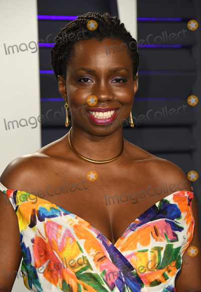Adepero Oduye Photo - 24 February 2019 - Los Angeles California - Adepero Oduye 2019 Vanity Fair Oscar Party following the 91st Academy Awards held at the Wallis Annenberg Center for the Performing Arts Photo Credit Birdie ThompsonAdMedia