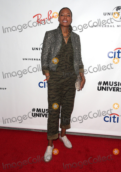 Aisha Tyler Photo - 10 February 2019 - Los Angeles California - Aisha Tyler Universal Music Group GRAMMY After Party celebrating the 61st Annual Grammy Awards held at The Row Photo Credit Faye SadouAdMedia