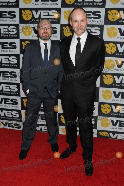 Andrew Lockley Photo - 4 February 2015 - Beverly Hills California - Andrew Lockley Paul Franklin The Visual Effects Societys 13th Annual VES Awards Photo Credit Byron PurvisAdMedia