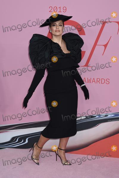 Ashley Graham Photo - 03 June 2019 - New York New York - Ashley Graham 2019 CFDA Awards held at the Brooklyn Museum Photo Credit LJ FotosAdMedia