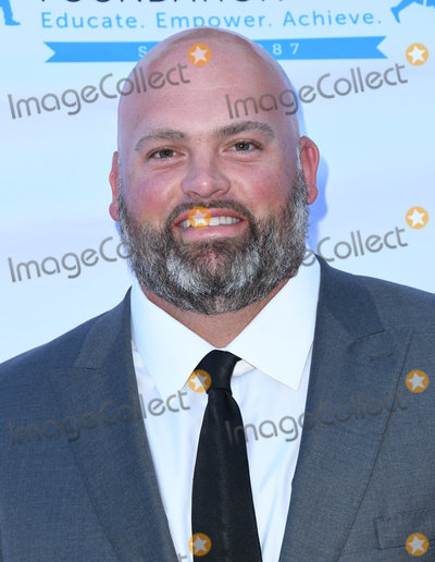 Andrew Whitworth Photo - 31 March 2019 - Los Angeles California - Andrew Whitworth 6th Annual Dream Dinner Benefit held at The Skirball Cultural Center Photo Credit Birdie ThompsonAdMedia