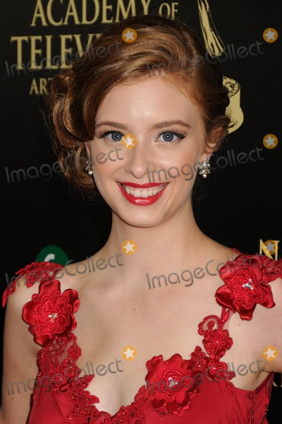 Ashlyn Pearce Photo - 22 June 2014 - Beverly Hills California - Ashlyn Pearce 41st Annual Daytime Emmy Awards - Arrivals held at The Beverly Hilton Hotel Photo Credit Byron PurvisAdMedia