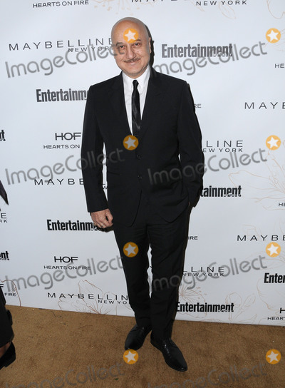Anupam Kher Photo - 20 January 2018 - Hollywood California - Anupam Kher 2018 Entertainment Weekly Pre-SAG Awards Party held at Chateau Marmont Photo Credit Birdie ThompsonAdMedia
