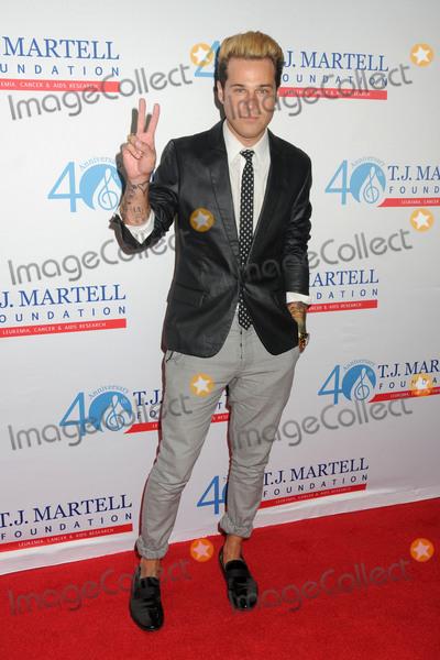 Ryan Cabrera Photo - 01 September 2015 - Beverly Hills California - Ryan Cabrera TJ Martell Foundation Spirit of Excellence Awards 2015 held at The Beverly Wilshire Hotel Photo Credit Byron PurvisAdMedia