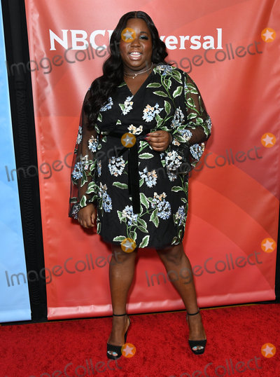Alex Newell Photo - 11 January 2020 - Pasadena California - Alex Newell NBCUniversal Winter Press Tour 2020 held at Langham Huntington Hotel Photo Credit Birdie ThompsonAdMedia