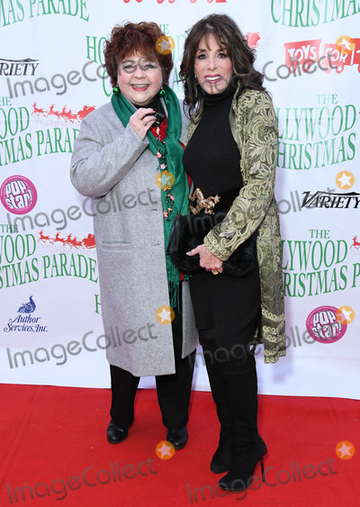 Kate Linder Photo - 01 December 2019 - Hollywood California - Patrika Darbo Kate Linder The 88th Annual Hollywood Christmas Parade  held at Hollywood Blvd Photo Credit Birdie ThompsonAdMedia