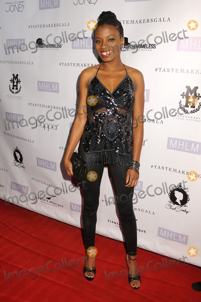 Angelique Bates Photo - 13 December 2014 - Beverly Hills California - Angelique Bates MHLM Launches Au Courant Collection at Tastemakers Gala held at Chakra Beverly Hills Photo Credit Byron PurvisAdMedia