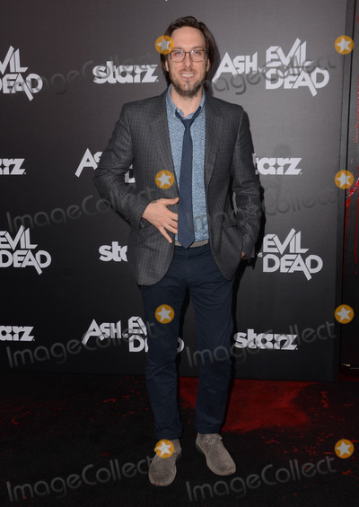 Timm Sharp Photo - 28 October - Hollywood Ca - Timm Sharp Arrivals for Starzs Ash vs Evil Dead Los Angeles premiere held at The TCL Chinese Theater Photo Credit Birdie ThompsonAdMedia