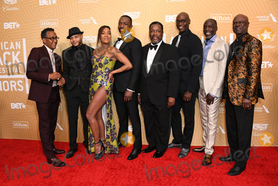 Andre Royo Photo - 23 February 2020 - Beverly Hills California - Andre Royo JD Williams Sonja Sohn Jamie Hector Wendell Pierce Lance Reddick Michael Kenneth Williams Glynn Turman American Black Film Festival Honors Awards Ceremony held at the Beverly Hilton Hotel Photo Credit Birdie ThompsonAdMedia