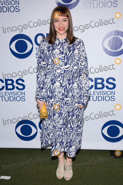 Renee-Felice Smith Photo - 19 May 2014 - Los Angeles California - Renee Felice Smith The CBS Summer Soiree held at The London West Hollywood Photo Credit Tonya WiseAdMedia