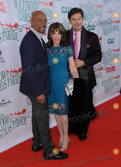 Montel Williams Photo - 26 November  2017 - Hollywood California - Montel Williams Kate Linder Dr Oz The 86th Annual Hollywood Christmas Parade held at Hollywood Blvd  in Hollywood Photo Credit Birdie ThompsonAdMedia