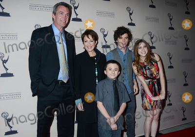 Atticus Shaffer Photo - 26 March 2012 - North Hollywood California - Neil Flynn Patricia Heaton Atticus Shaffer Charlie McDermott and Eden Sher An Evening With The Middle Presented By The Academy of Television Arts and Sciences held at the Leonard H Goldenson Theatre Photo Credit Birdie ThompsonAdMedia