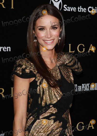 Abigail Spencer Photo - 13 January 2011 - Beverly Hills California - Abigail Spencer Bvlgari Fundraiser Benefiting Save The Childrens US Programs And Artists For Peace And Justice Honoring Simon Fuller And Paul Haggis held at a private residence Photo Credit Kevan BrooksAdMedia