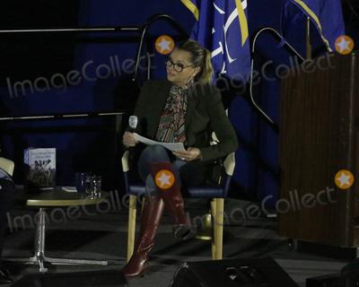 Hillary Rodham Photo - 18 December 2019 - Pleasantville New York - Vanessa L Williams at the Gutsy Women An Evening with Hillary Rodham Clinton and Chelsea Clinton moderated by Vanessa L Williams at Pace University Photo Credit J LingoAdMedia