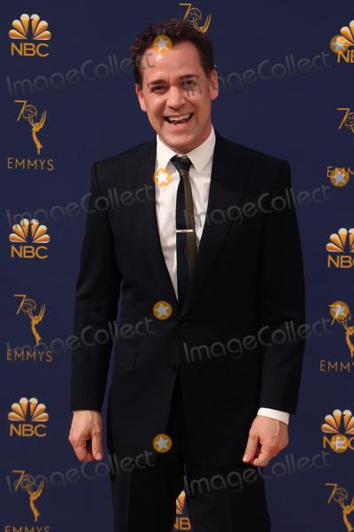 TR Knight Photo - 17 September 2018 - Los Angles California - TR Knight 70th Primetime Emmy Awards held at Microsoft Theater LA LIVE Photo Credit Faye SadouAdMedia