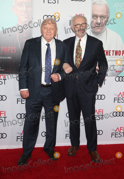 Audy Photo - 18 November 2019 - Hollywood California - Anthony Hopkins Jonathan Pryce AFI FEST 2019 Presented By Audi  The Two Popes Premiere held at TCL Chinese Theatre Photo Credit FSAdMedia