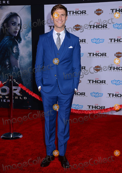 Jonathan Howard Photo - 04 November  2013 - Hollywood California - Jonathan Howard Arrivals for the Thor The Dark World Los Angeles Premiere at the El Capitan Theater in Hollywood Ca Photo Credit Birdie ThompsonAdMedia