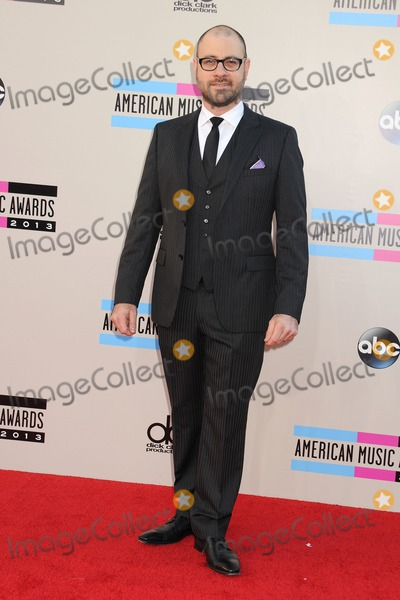 Bill Werde Photo - 24 November 2013 - Los Angeles California - Bill Werde 2013 American Music Awards - Arrivals held at Nokia Theatre LA Live Photo Credit Byron PurvisAdMedia