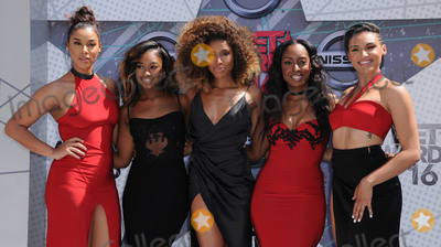 Junes Diary Photo - 26 June 2016 - Los Angeles Junes Diary Arrivals for the 2016 BET Awards held at the Microsoft Theater Photo Credit Birdie ThompsonAdMedia