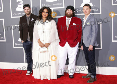 Alabama Shakes Photo - 10 February 2013 - Los Angeles California - Alabama Shakes The 55th Annual GRAMMY Awards held at STAPLES Center Photo Credit AdMedia