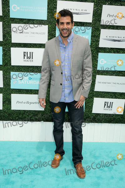 Adrian Gonzalez Photo - 16 May 2015 - Santa Monica California - Adrian Gonzalez 2nd Annual OCRF Super Saturday LA held at Barker Hangar Photo Credit Byron PurvisAdMedia