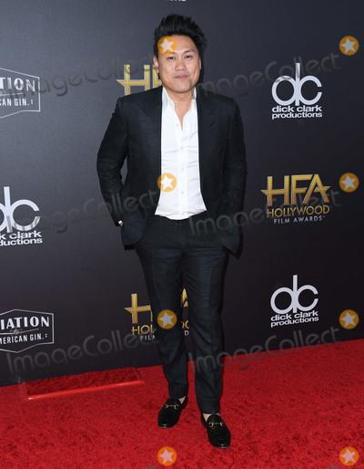 Jon M Chu Photo - 04 November 2018 - Beverly Hills California - Jon M Chu 22nd Annual Hollywood Film Awards held at Beverly Hilton Hotel Photo Credit Birdie ThompsonAdMedia
