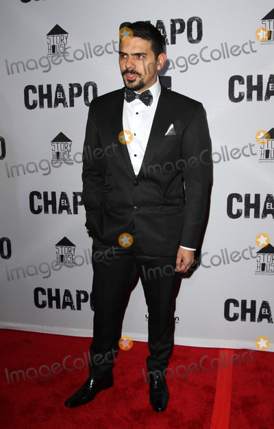 Alejandro Aguilar Photo - 19 April 2017 - Los Angeles California - Alejandro Aguilar Univisions El Chapo Original Series Premiere Event held at The Landmark Theatre Photo Credit AdMedia