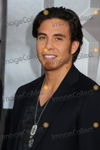 Apolo Anton Ohno Photo - 10 May 2012 - Los Angeles California - Apolo Anton Ohno Battleship Los Angeles Premiere held at the Nokia Theatre LA Live Photo Credit Byron PurvisAdMedia