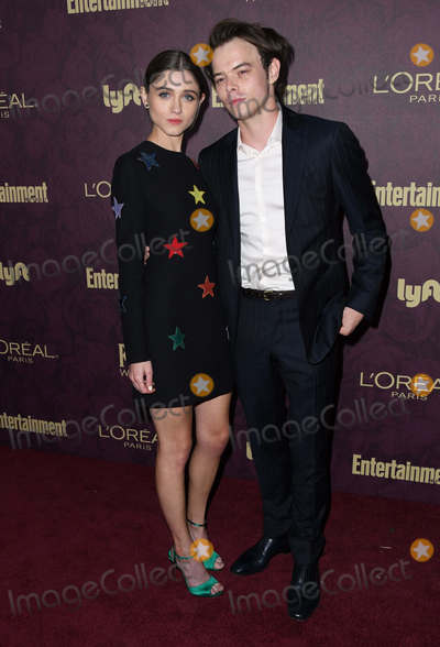 Natalia Dryer Photo - 15 September 2018 - West Hollywood California - Natalia Dryer Charlie Heaton  2018 Entertainment Weekly Pre-Emmy Party held at the Sunset Tower Hotel Photo Credit Birdie ThompsonAdMedia