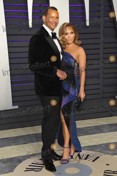 Alex Rodriguez Photo - 24 February 2019 - Los Angeles California - Jennifer Lopez Alex Rodriguez 2019 Vanity Fair Oscar Party following the 91st Academy Awards held at the Wallis Annenberg Center for the Performing Arts Photo Credit Birdie ThompsonAdMedia