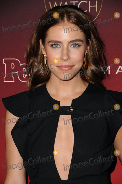 Alexandra Turshen Photo - 04 October  2017 - Hollywood California - Alexandra Turshen 2017 Peoples Ones to Watch Event held at NeueHouse Hollywood in Hollywood Photo Credit Birdie ThompsonAdMedia