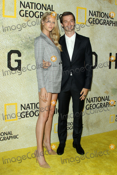Abby Champion Photo - 30 October 2017 - Los Angeles California - Abby Champion and Patrick Schwarzenegger National Geographics The Long Road Home Premiere held at Royce Hall in UCLA in Los Angeles Photo Credit AdMedia