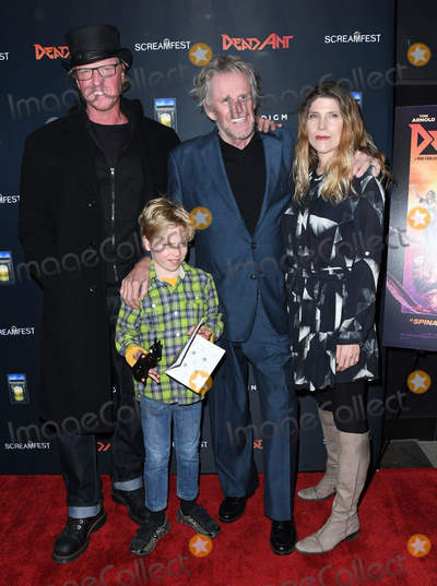 Gary Busey Photo - 22 January 2019 - Hollywood California - Jake Busey Gary Busey Luke Busey Dead Ant  LA Premiere Screening held at TCL Chinese 6 Theaters Photo Credit Birdie ThompsonAdMedia