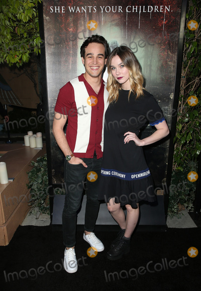 Father Alberto Cuti Photo - 15 April 2019 - Hollywood California - Alberto Rosende and Tessa Mossey The Curse Of La Llorona Warner Bros Los Angeles Premiere held at The Egyptian Theatre Photo Credit Faye SadouAdMedia