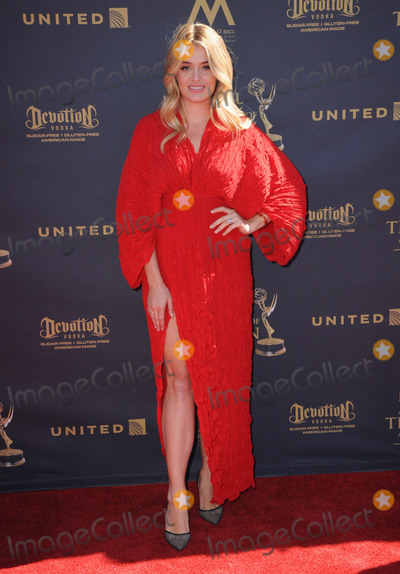 Daphne Oz Photo - 30 April 2017 - Pasadena California - Daphne Oz 44th Annual Daytime Emmy Awards held at Pasadena Civic Centerin Pasadena Photo Credit Birdie ThompsonAdMedia