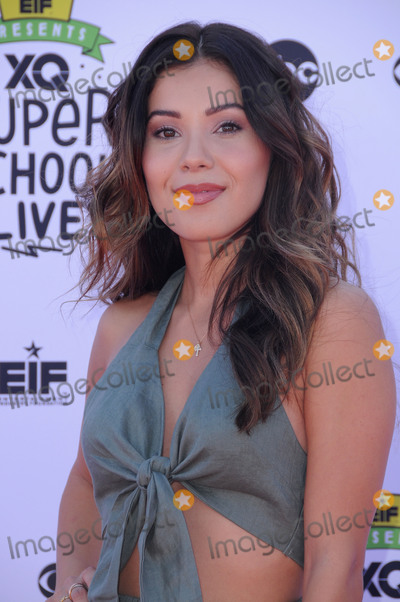 Ashley Campuzano Photo - 08 September  2017 - Santa Monica California - Ashley Campuzano Entertainment Industry Foundation and XQ Institute Present XQ Super School Live held at The Barker Hangar in Santa Monica Photo Credit Birdie ThompsonAdMedia