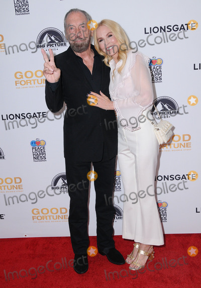 John Paul DeJoria Photo - 29 June 2017 - Beverly Hills California - John Paul Dejoria Eloise Dejoria Good Fortune Los Angeles screening held at the Samuel Goldwyn Theatre in Beverly Hills Photo Credit Birdie ThompsonAdMedia