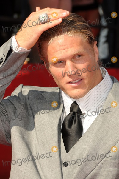 Clay Matthews Photo - 13 July 2011 - Los Angeles California - Clay Matthews 2011 ESPY Awards - Arrivals held at Nokia Theatre LA Live Photo Credit Byron PurvisAdMedia
