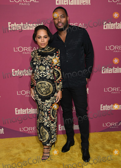 Amirah Vann Photo - 20 September 2019 - West Hollywood California - Amirah Vann 2019 Entertainment Weekly Pre-Emmy Party held at Sunset Tower Photo Credit Birdie ThompsonAdMedia
